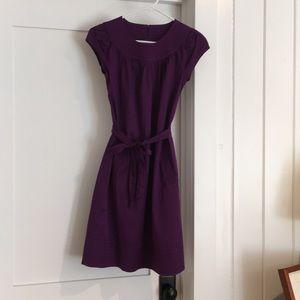 Tie waist, pocket dress!